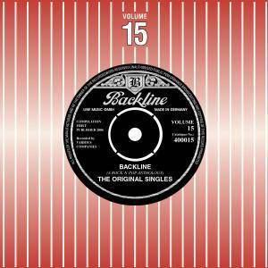 Cover - Clyde McPhatter & The Drifters: Backline - Volume 15
