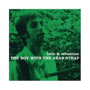Belle And Sebastian: Boy With The Arab Strap, The - Cover