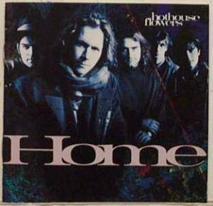 Cover - Hothouse Flowers: Home