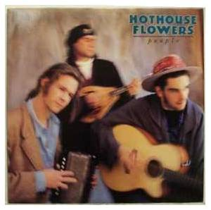 Cover - Hothouse Flowers: People