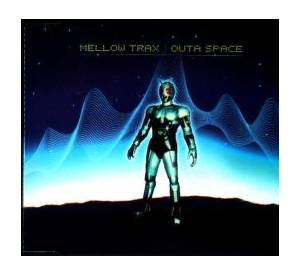 Mellow Trax: Outa Space - Cover