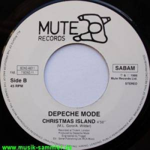 "Depeche Mode: A Question Of Lust (7"") - Bild 2"