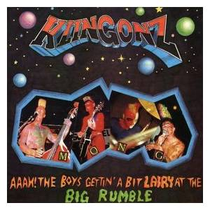 The Klingonz: Aaah! The Boys Gettin' A Bit Lairy At The Big Rumble - Cover