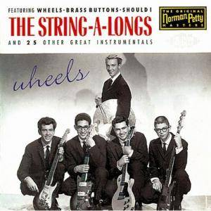 Cover - String-A-Longs, The: Wheels