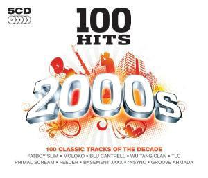 Cover - Various Artists/Sampler: 100 Hits 2000s