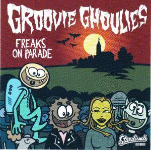 Cover - Groovie Ghoulies: Freaks On Parade