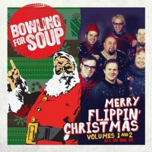 Cover - Bowling For Soup: Merry Flippin' Christmas