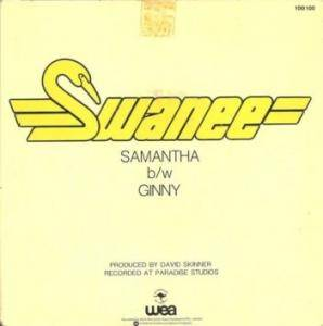 Cover - Swanee: Samantha