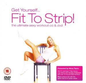Cover - M.V.P.: Get Yourself... Fit To Strip!