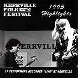 Cover - Catie Curtis: 1995 Kerrville Highlights