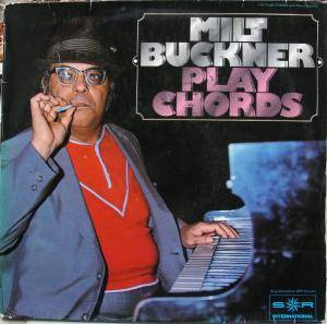 Cover - Milt Buckner: Play Chords