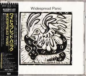 Cover - Widespread Panic: Widespread Panic