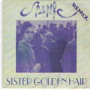 Cover - Spanic: Sister Golden Hair