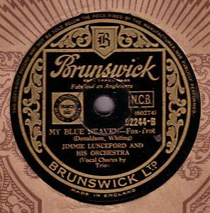 Cover - Jimmie Lunceford & His Orchestra: I'll Take The South