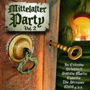 Cover - Ragnaröek: Mittelalter Party Vol.2