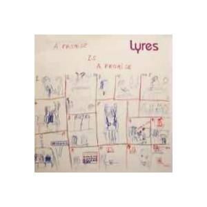 The Lyres: Promise Is A Promise, A - Cover