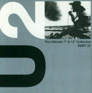 "Cover - Daniel Lanois: Ultimate 7"" & 12"" Collection Part IX, The"