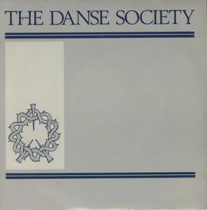 Cover - Danse Society, The: Somewhere, Hide / The Theme