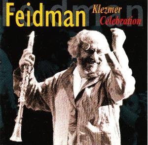 Cover - Giora Feidman: Klezmer Celebration