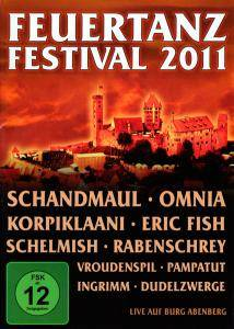 Cover - Vroudenspil: Feuertanz Festival 2011