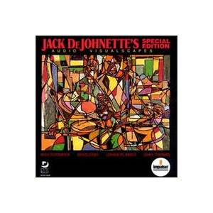 Cover - Jack DeJohnette: Audio Visualscapes