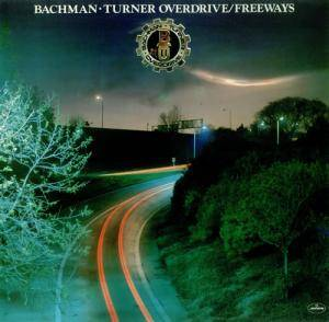 Bachman-Turner Overdrive: Freeways - Cover
