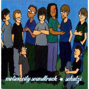 Cover - Motion City Soundtrack: Motion City Soundtrack * Schatzi