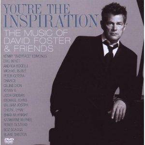 Cover - David Foster: You're The Inspiration