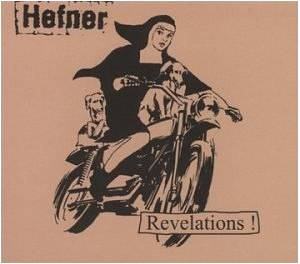 Cover - Hefner: Revelations!