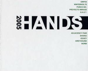 Cover - Orphx: 2005 Hands
