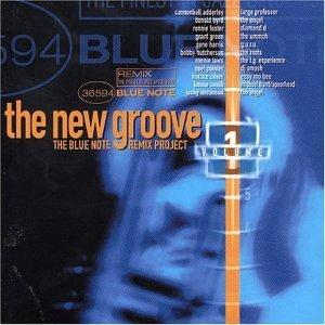 Cover - Various Artists/Sampler: New Groove - The Blue Note Remix Project Volume 1, The