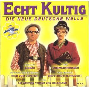 Echt kultig die neue deutsche welle cd 1999 for Die neue deutsche welle