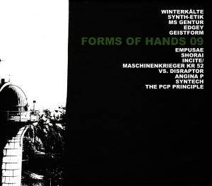Cover - Synth-Etik: Forms Of Hands 09