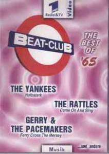 Cover - Liverbirds, The: Beat-Club The Best Of '65