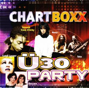Cover - Sven Schumacher: Chartboxx - Ü30-Party