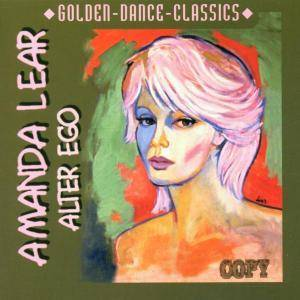 Cover - Amanda Lear: Alter Ego