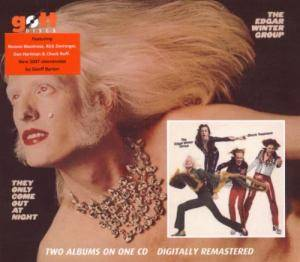 Cover - Edgar Winter Group, The: They Only Come Out At Night / Shock Treatment