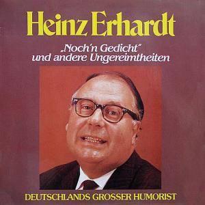 Heinz Erhardt Noch 39 N Gedicht Und Andere Ungereimtheiten