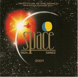 "Cover - Slam Feat. Tyrone ""Visionary"" Palmer: Space 2001 - Ibiza Dance"