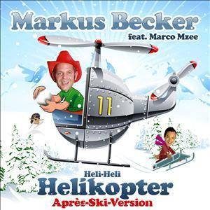 Cover - Markus Becker Feat. Marco Mzee: Helikopter (Après-Ski-Version)