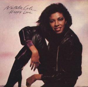 Cover - Natalie Cole: Happy Love