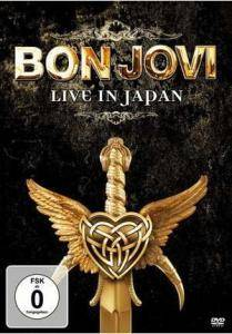 Bon Jovi: Live In Japan - Cover