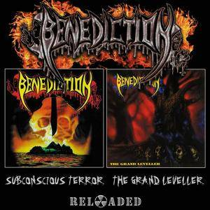 Benediction: Subconscious Terror / The Grand Leveller - Cover