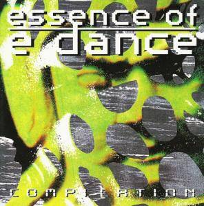 Cover - Blind Vision: Essence Of E Dance