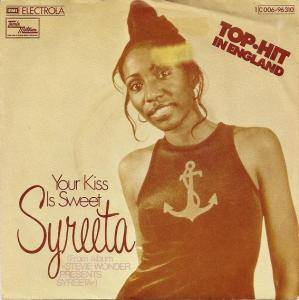 Cover - Syreeta: Your Kiss Is Sweet