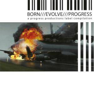 Cover - Necro Facility: Born / Evolve / Progress // 3