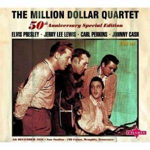 Cover - Million Dollar Quartet, The: Complete Million Dollar Quartet, The
