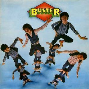 Buster: Buster - Cover