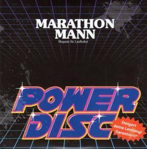 Prinz Pi: Marathon Mann (Promo-Single-CD) - Bild 1