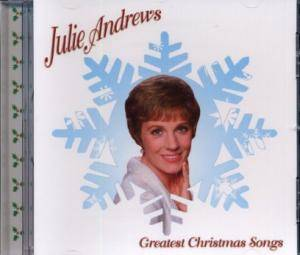 Cover - Julie Andrews: Greatest Christmas Songs